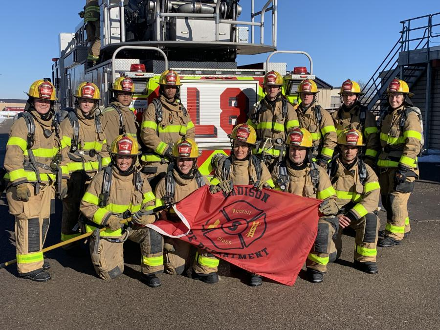 Recruit Class 8 by Ladder 8