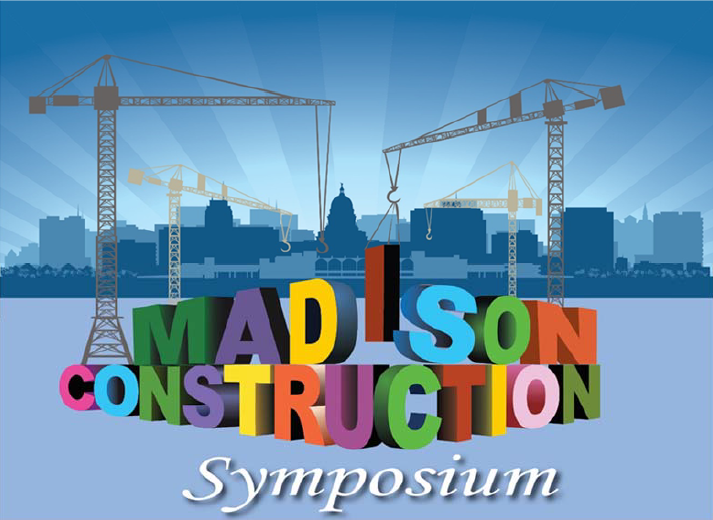 Construction symposium logo