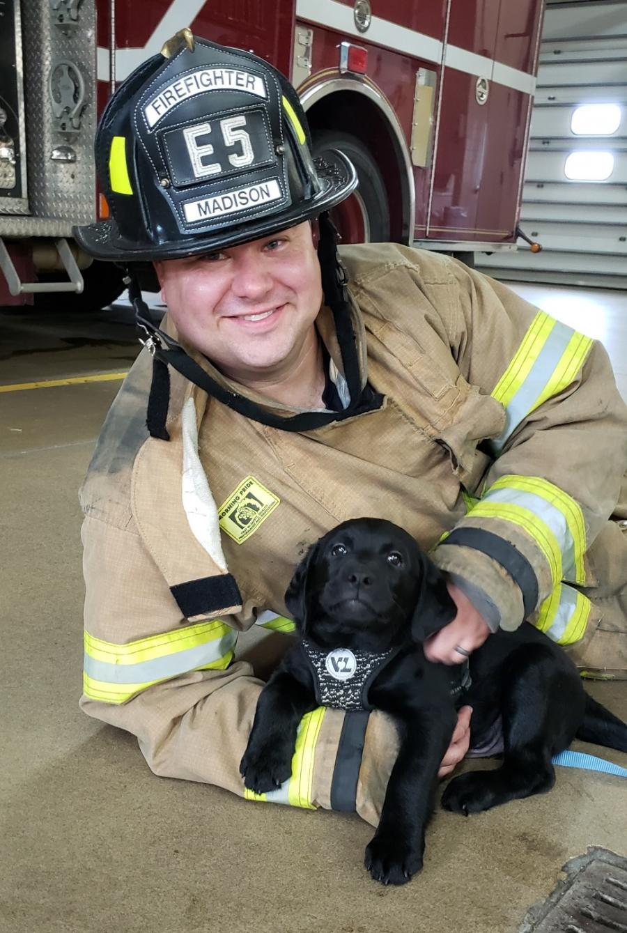 FF Emberson and Buddy