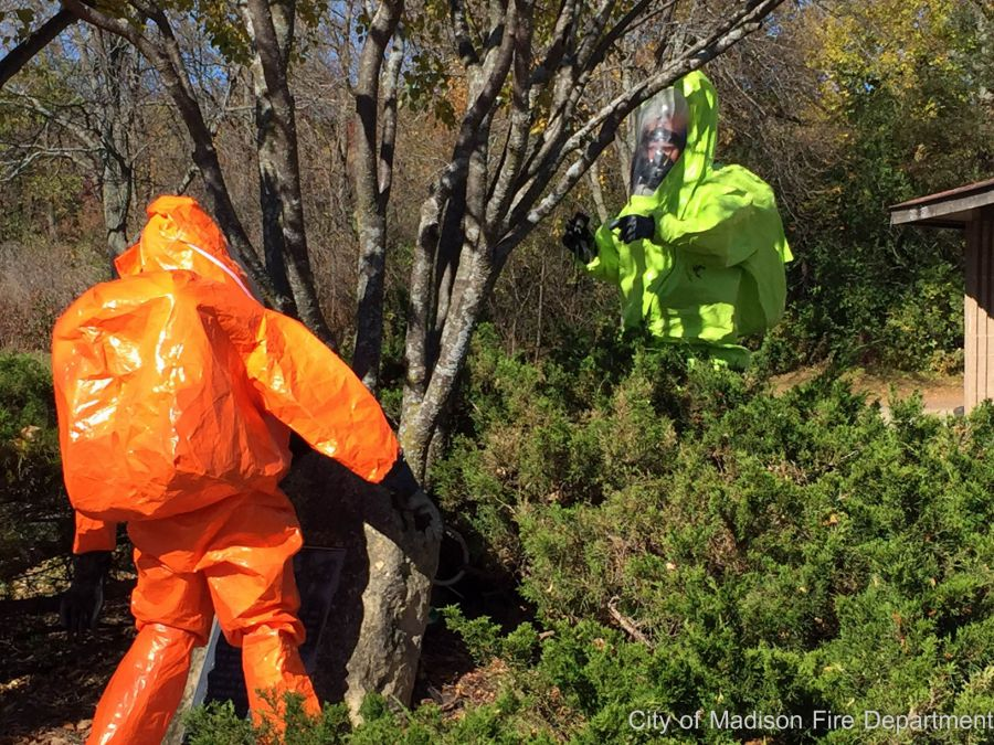 Hazmat Search