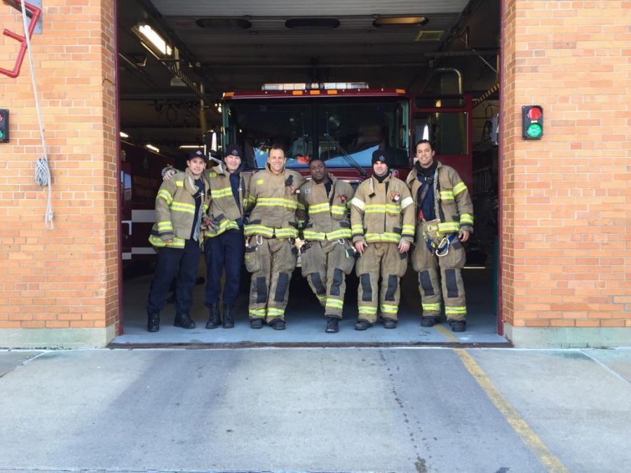 Station 3A crew