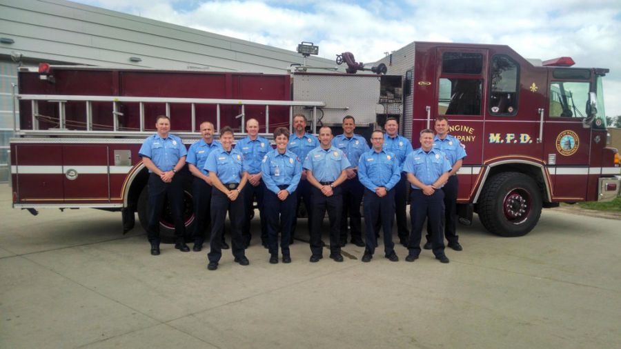12 new lieutenants