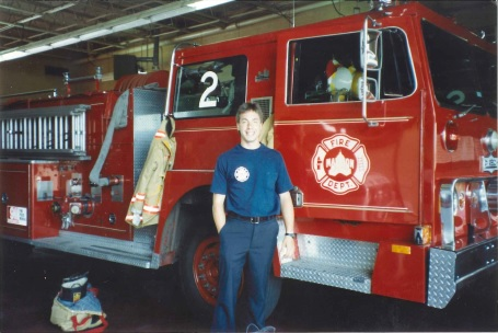 Steyer at Station 2 in 1989