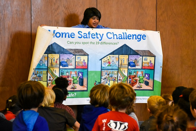Home Safety Challenge