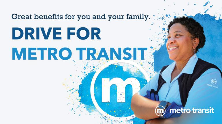 Drive for Metro image