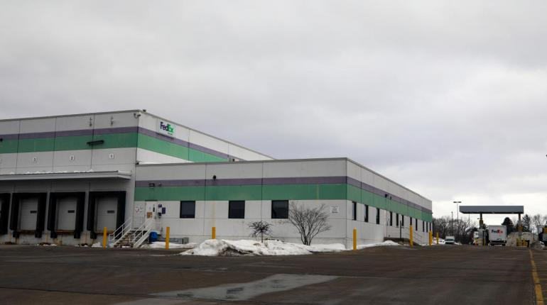 Picture of Metro's new satellite maintenance facility