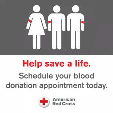 American Red Cross Blood Drive at Central Library in Madison