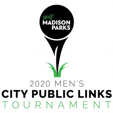 city public links tournament logo 2020