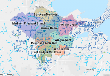Watershed Study Areas