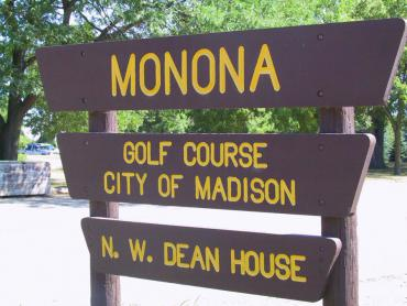 monona golf course