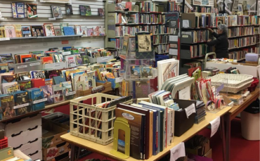 Friends of Sequoya Library store