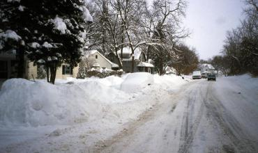 Snow Emergency Continues for the Evening of February 18