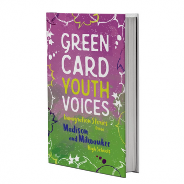 Green Card Voices book cover
