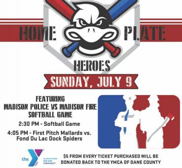 Home Plate Heroes promotional poster
