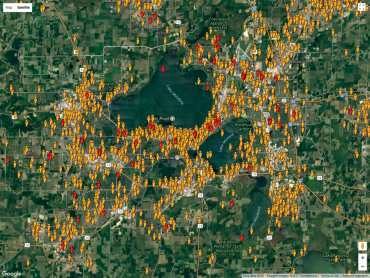 PulsePoint responders in the Madison area