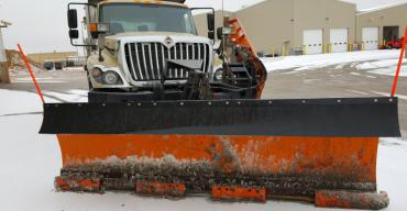 Snow emergency continues tonight. All streets to be plowed.