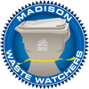 Logo: Madison Waste Watchers